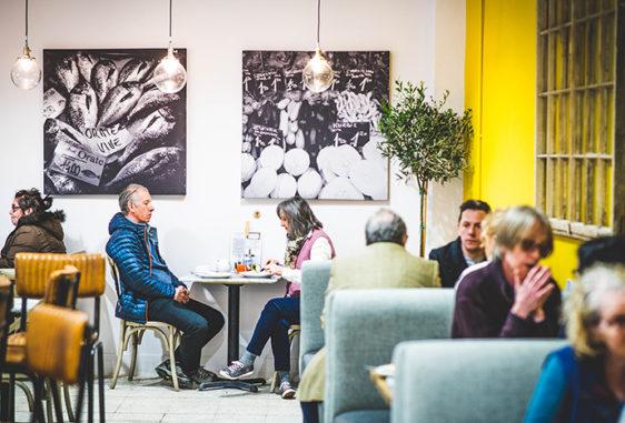 Cafe in Crieff