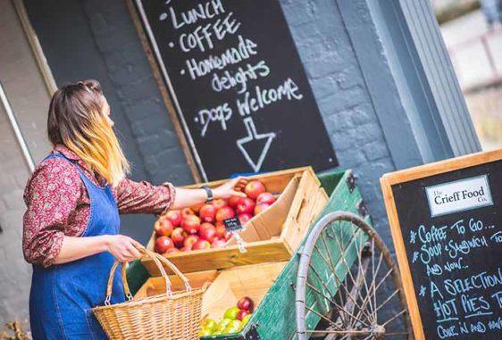 Farm Shop Perthshire