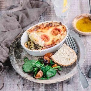 vibratn veggie lasagne the crieff food co